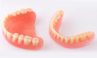 ฟันปลอมแบบถอดได้