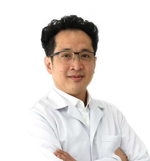 Dentist Dr Kittichote Boonsri