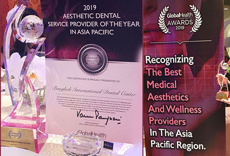 Best Dental Clinic Award Asia Pacific