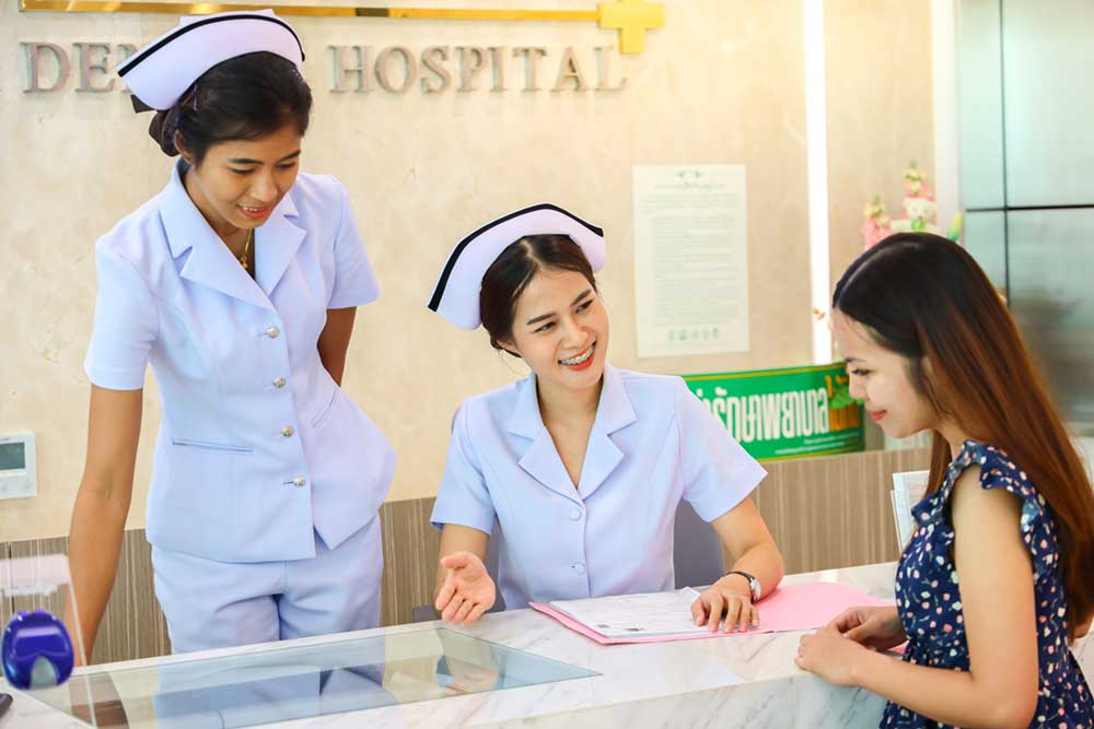 Photo Testimonials dental hospital